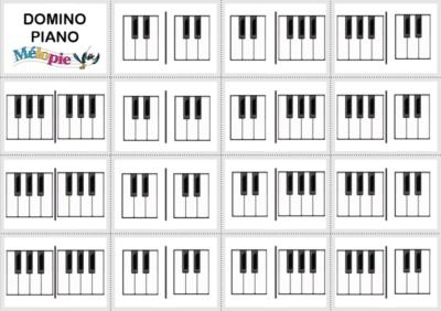jeux piano enfant