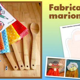fabrication marionnette