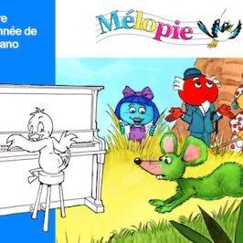 Méthode piano 3 ans à 6 ans