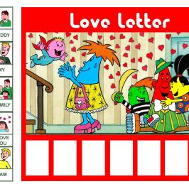 Apprendre anglais enfant – St Valentin