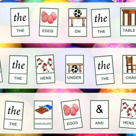jeux apprendre anglais paques