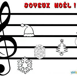 jeux musique noel