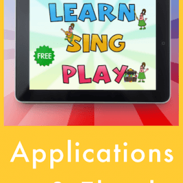 application ebook enfant