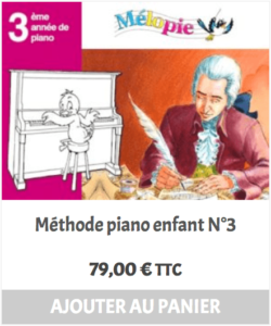 methode piano enfant