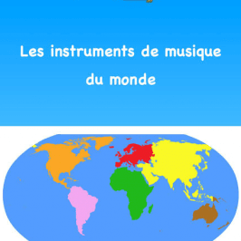 instrument de musique du monde