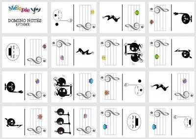 jeu de music