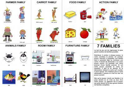 jeu 7 familles