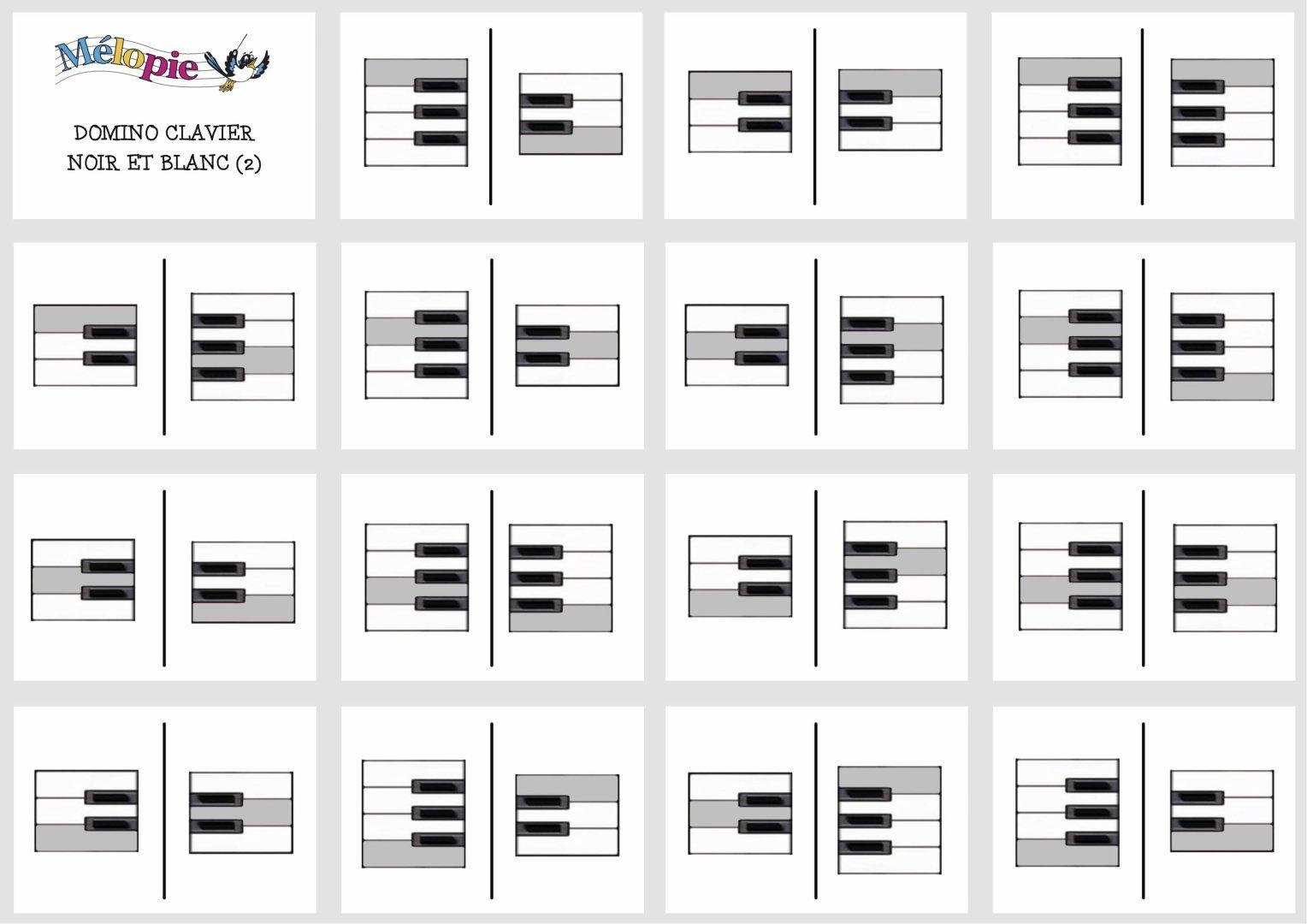 Jeux De Musique De Solfege De Piano Pour Enfants Gratuits Melopie