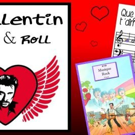Saint Valentin : Partition Que je t'aime de Johnny Hallyday