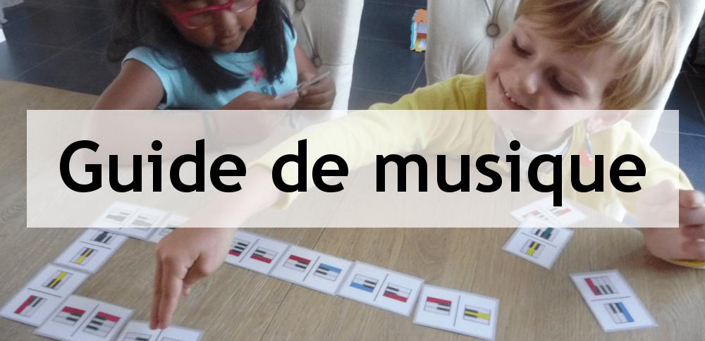 guide de musique