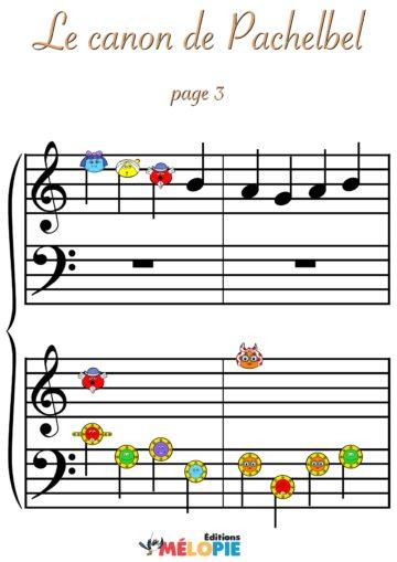 4 mains piano facile