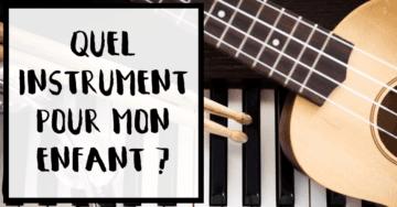 quel instrument de musique