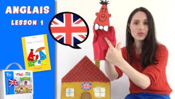 dessin animé en anglais pour apprendre l'anglais