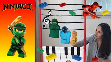 musique ninjago
