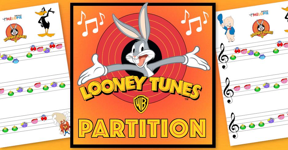 looney tunes piano